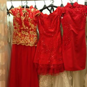 琪泺婚纱中式婚纱