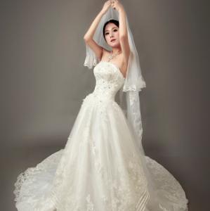 琪泺婚纱欧式婚纱