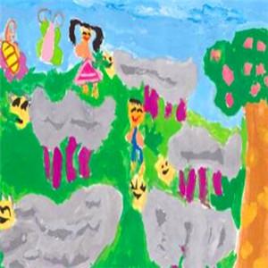 彩童美術繪畫