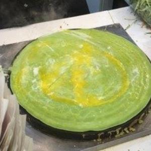 小山东杂粮煎饼美味