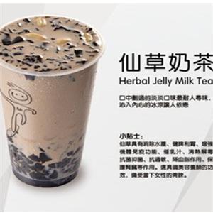 玩转地铁新港饮奶茶