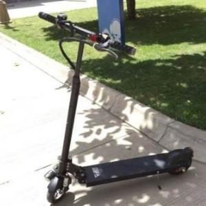 G-FORCE电动滑板车设计