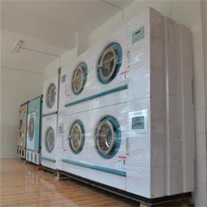 滌雅干洗店機器