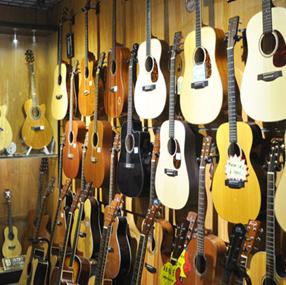 西二音乐培训吉他