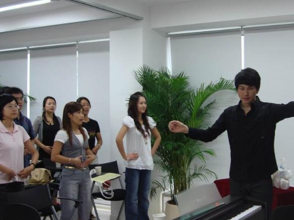 西二音乐培训教育