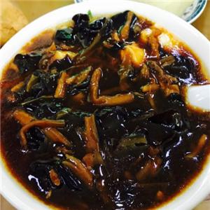 伊峰馆京酱肉丝汤