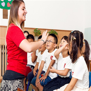 elite英领国际少儿英语老师