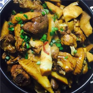 尚記黃燜雞米飯砂鍋