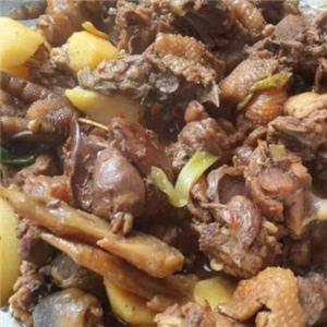 尚記黃燜雞米飯燉煮