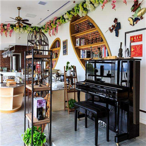 巴拉克音乐餐厅展示