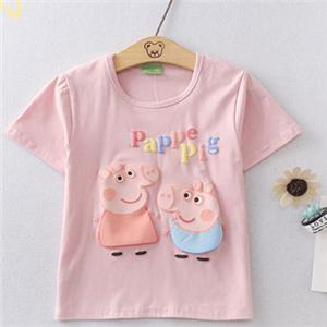 小猪艾文童装粉色