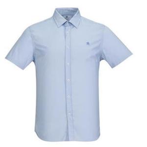 jameskingdom衬衫蓝色