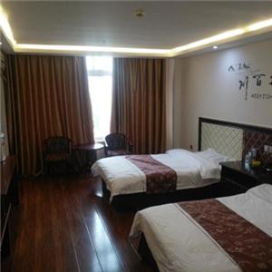 景縣酒店雙人床