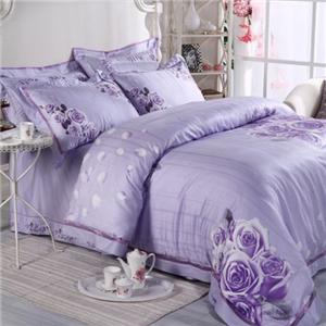 Lacasa优家家纺紫色