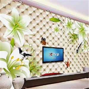 雅美家3D背景墙绿色环保