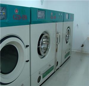 艷麗干洗店設備