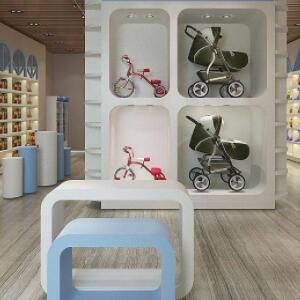 歐孕母嬰生活館童車