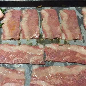 汉宫韩式烤肉鲜嫩