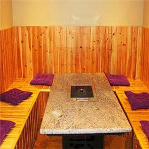 汉宫韩式烤肉餐桌