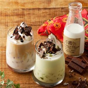 奶茶小筑加盟
