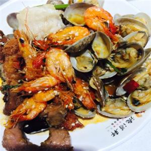 德得轩自助烤肉餐厅特色海鲜