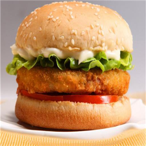 开开鸡排汉堡肉排