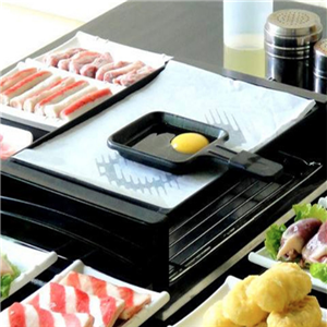 瓜豆传说韩国纸上烧烤鸡蛋