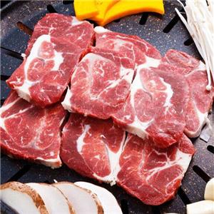 瓜豆传说韩国纸上烧烤生牛肉