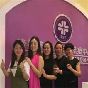 蒂美妍美容淡斑美容團隊