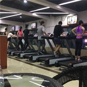 动岚健身俱乐部教练培训跑步培训