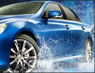 JB汽车养护洗车