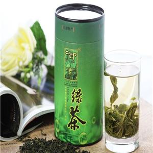 仪雪日照绿茶宣传