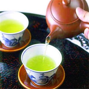 仪雪日照绿茶茶饮