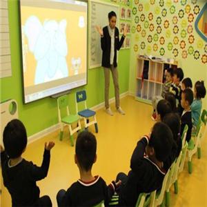 大维国际少儿英语课堂