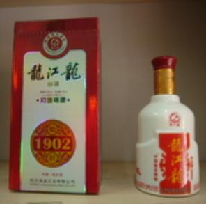 龍江龍白酒實力