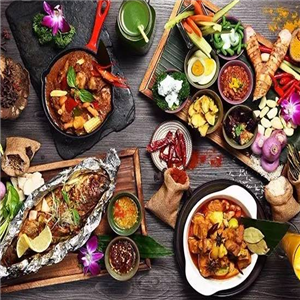 泉酒远风泰国菜小吃