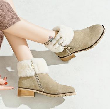 傲麦皮毛女鞋加盟
