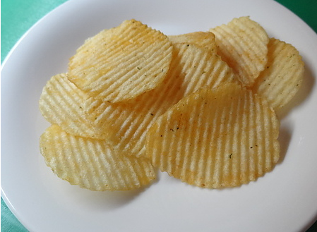 百榮食品薯片
