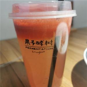 果子酵樹特色飲品