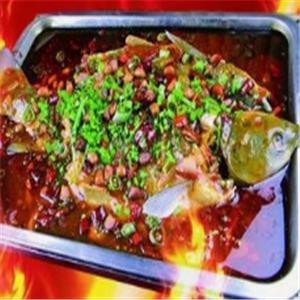 憨媳婦烤魚香辣味
