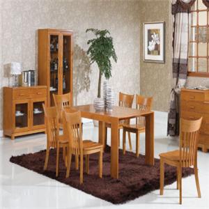 千万世家家具餐桌