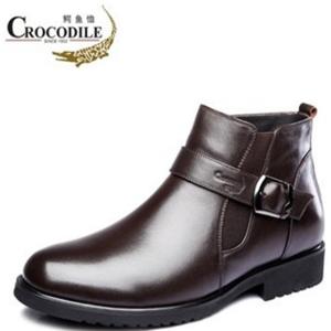 鱷魚恤皮鞋款式新穎
