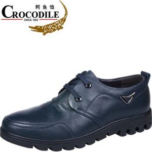 鱷魚恤皮鞋休閑款式