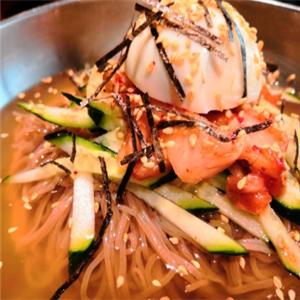 正一品韩国料理冷面