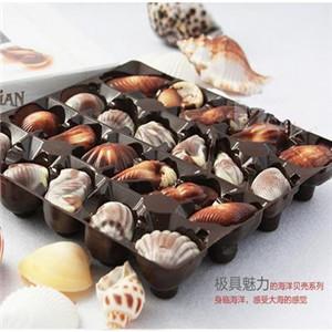 比利时巧克力零食特色