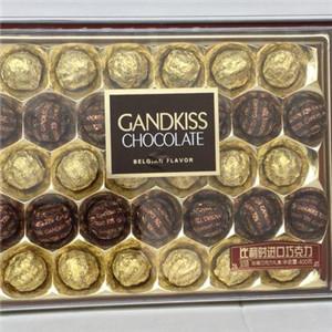 比利时巧克力零食包装