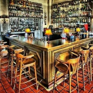 Vplus Lounge酒吧装潢