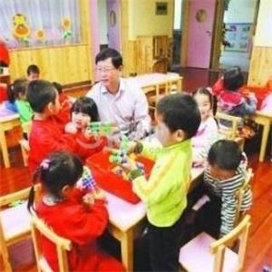 林旭幼育幼儿园教学