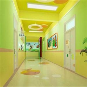 林旭幼育幼儿园走廊