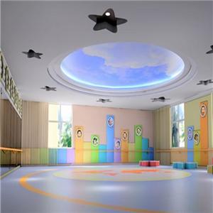 创意宝宝幼儿园空间
